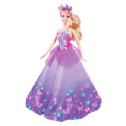 Fairy-Tastic Princess Pink/Purple Doll