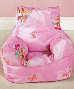 Fairytopia Bean Chair Cover - Pink