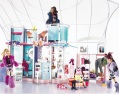 fashion mall playset and doll
