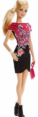 Fashionistas Doll - Flower Dress