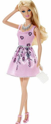 Fashionistas Doll - Pink Dress
