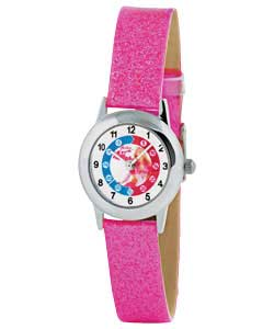 Girls Watch and Pendant Gift Set