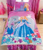 Island Jungle Princess Duvet Set