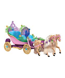 Island Princess Horse and Carriage