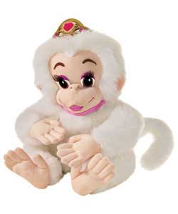 Island Princess Tallulah Interactive Plush Monkey