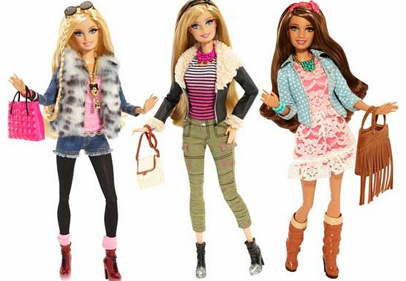 Lux Fashion Doll Assortment