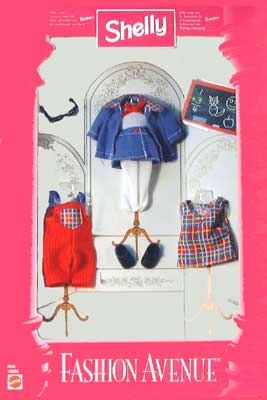 Shelly Clothes Fashion Avenue Dungarees