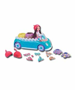 Shellys Ice Cream Cruiser and Doll