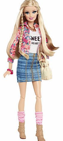 Style Doll - Barbie with Skirt