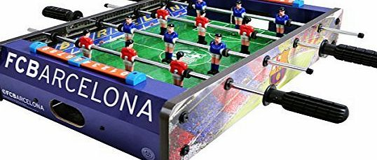 Barcelona F.C. F.C. Barcelona 20 inch Football Table Game Official Merchandise