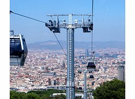 Highlights Tour with Montjuïc Cable