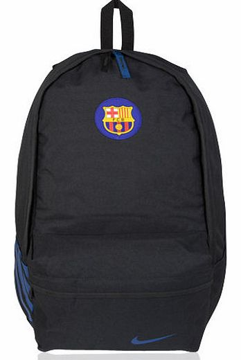 Nike 2011-12 Barcelona Nike Back Pack (Black)