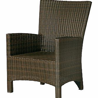 Savannah Deep Seat Outdoor Armchair