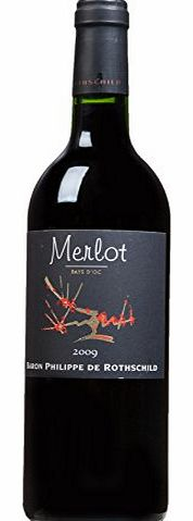 Merlot Red Wine 75cl (Case of 6)