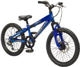 "2008 Barracuda X-Jibe 18-speed Alloy Cycle 13"" Frame (Ages 8-11 years)"