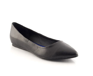 Ballerina With Pointed Toe - Sizes 1-2