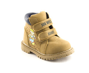 Bob The Builder Velcro Boot- Nursery