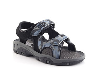 Camouflage Adventure Sandal - Infant