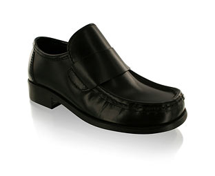 Fabulous Leather Loafer - Infant