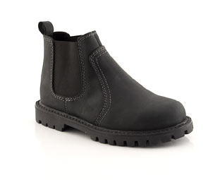 Leather Ankle Boot - Infant