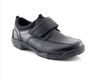 Leather Velcro Casual Shoe - Infant