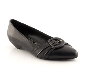 Low Heel Formal Shoe - Junior