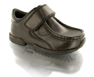 Smart Velcro Formal Shoe- Nursery