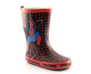 Spiderman Wellington Boot - Infant