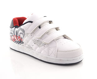 Triple Velcro Skate Trainer - Infant