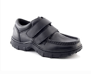 Twin Velcro Casual Shoe - Infant