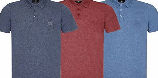 Barror London  COUNTRY SHORT SLEEVE JERSEY COTTON POLO T SHIRT - MEDIUM TO KINGSIZE