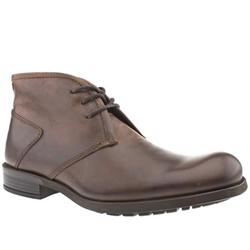 Male Private Chukka Leather Upper ??40 plus in Tan