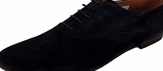 Base London Mens Leather Base London Sax Leather Formal Derby Shoe Lace Up Designer Shoes 9