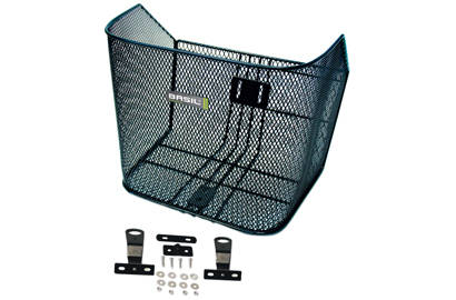 Boston City Xlarge Front Mesh Basket &