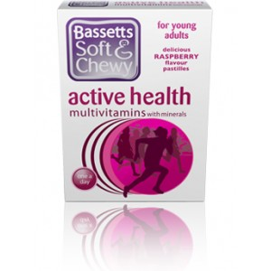 Soft & Chewy Active Health Multivit &
