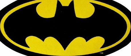 Batcave Shaped Rug
