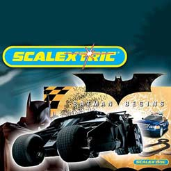 Begins Scalextric