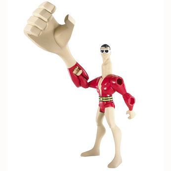 Brave and Bold Figure - Plastic Man