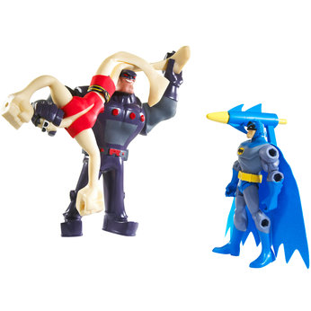 Brave and Bold Super Stretch Battle Pack