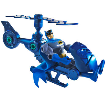 Brave and Bold Vehicle - Helicopter