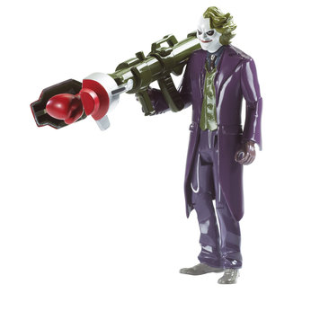 Dark Knight Action Figure - Punch Packing