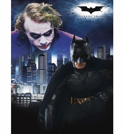 Dark Knight and Joker Maxi Poster FP2056
