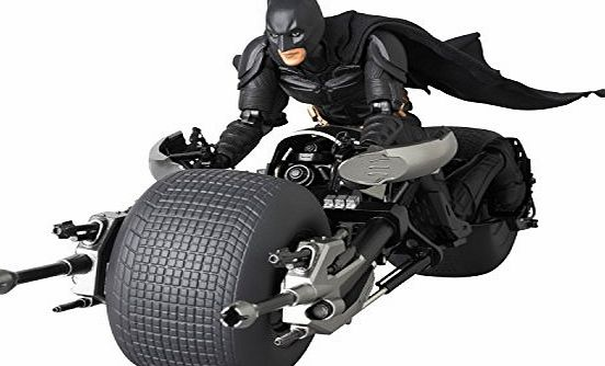 Batman Dark Knight Batpod Miracle Action Figure