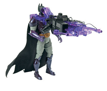 Dark Knight Power Tek Figure - Cross Bola