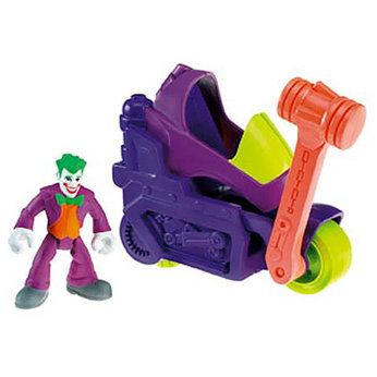 Imaginext Batman Super Friends - Joker