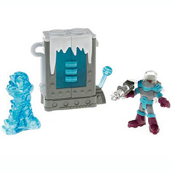 Imaginext Batman Super Friends - Mr Freeze