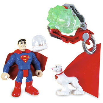 Imaginext Batman Super Friends - Superman