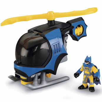 Imaginext Batman Vehicle - Batcopter