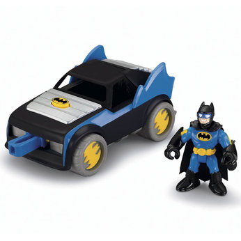 Imaginext Batman Vehicle - Batmobile