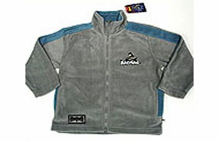 Logo Fleece Jacket Age 6